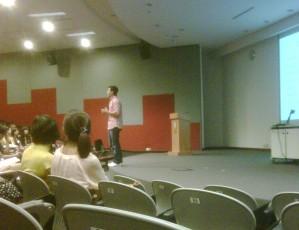 Bryan Wong's Talk