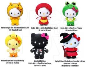 Fairy Tales Hello Kitty